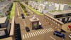 3 marla commercial plot for sale in sahara city