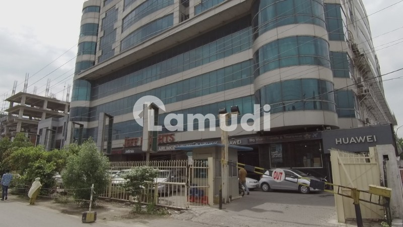 1st Floor Office Is Available For Sale In Jeff Heights Gulberg Lahore - Jeff Heights