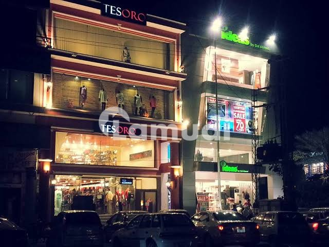 8 Marla Commercial Building On Main Road - DHA Phase 3 - Block Z