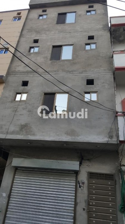300 Sq Ft Shop 4 Stories For Sale - LDA Colony