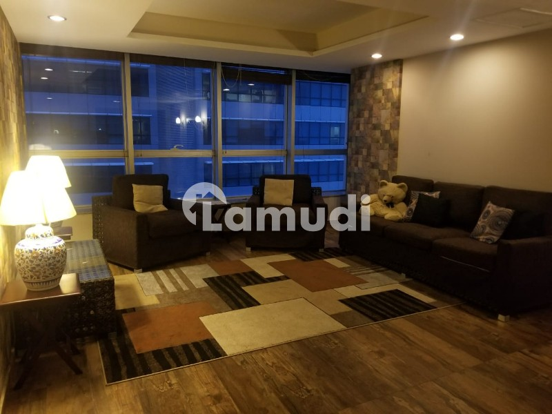 Fully Furnished Apartment For Rent The Centaurus F8 Islamabad At 12th Floor - The Centaurus
