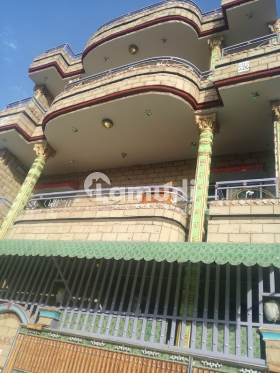 5 Marla Triple Storey House Available For Sale - Islamabad Airport