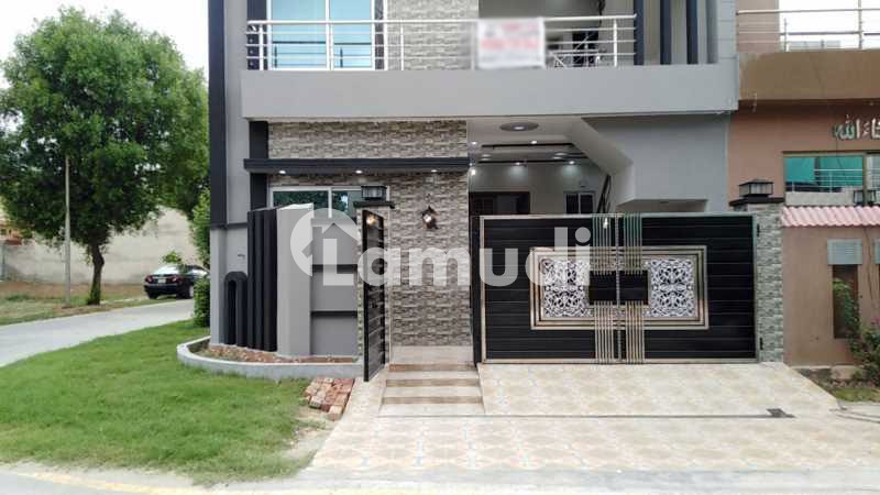 5 Marla Brand New Corner House For Sale In Topaz Block Of Park View Villas Lahore - Park View Villas - Topaz Block