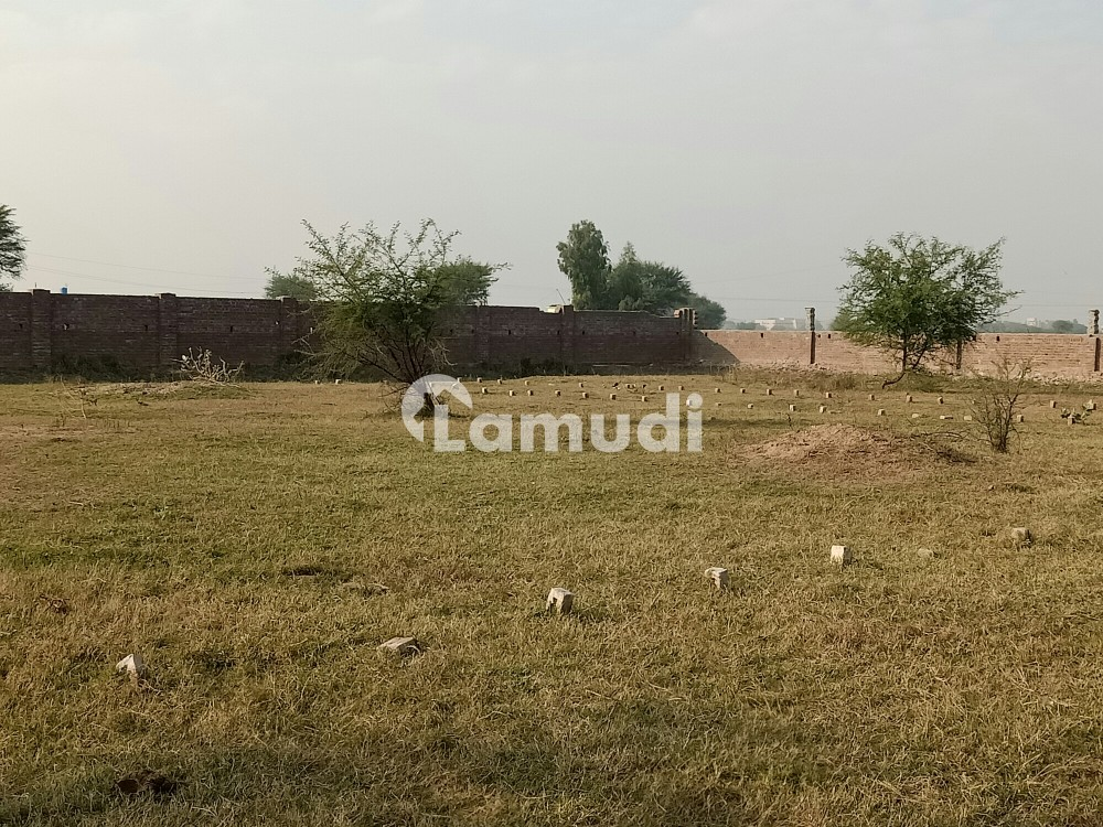 Commercial Plot Of 5 Marla For Sale In Others - Others