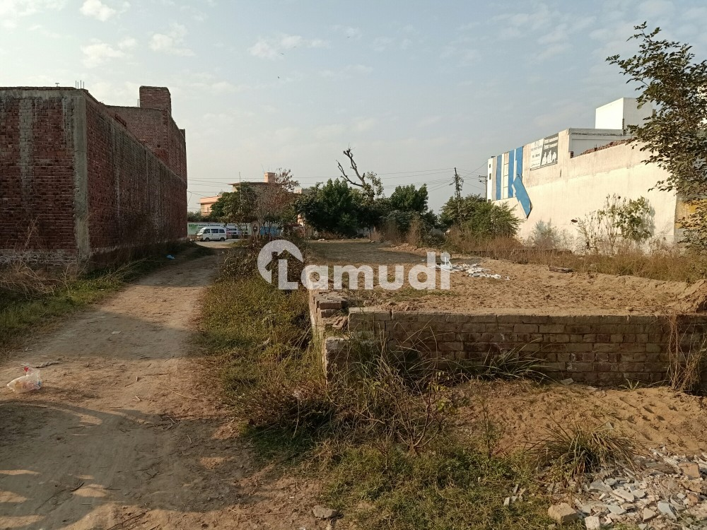 9 Marla Commercial Plot Up For Sale In Others - Others