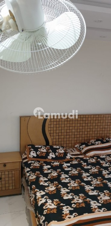 1 Bedroom Vip Full Furnished Flat For Rent In Bharia Town Lahore - Bahria Town - Block AA
