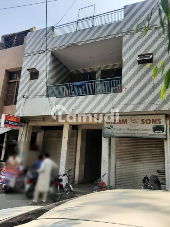 5 Marla Double Storey Commercial Building For Sale In Faisal Town Lahore - Faisal Town