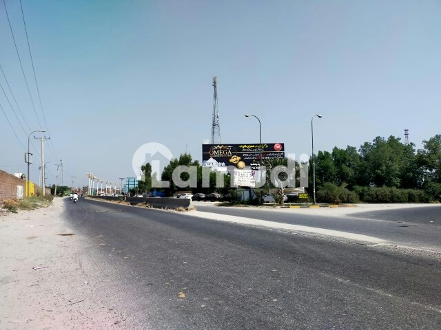 816  Square Feet Plot File Available For Sale In Sargodha Road - Sargodha Road