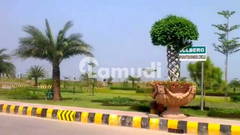 Gulberg Residencia Developed Residential Plot Is Available For Sale At Hot Location - Gulberg Residencia - Block T