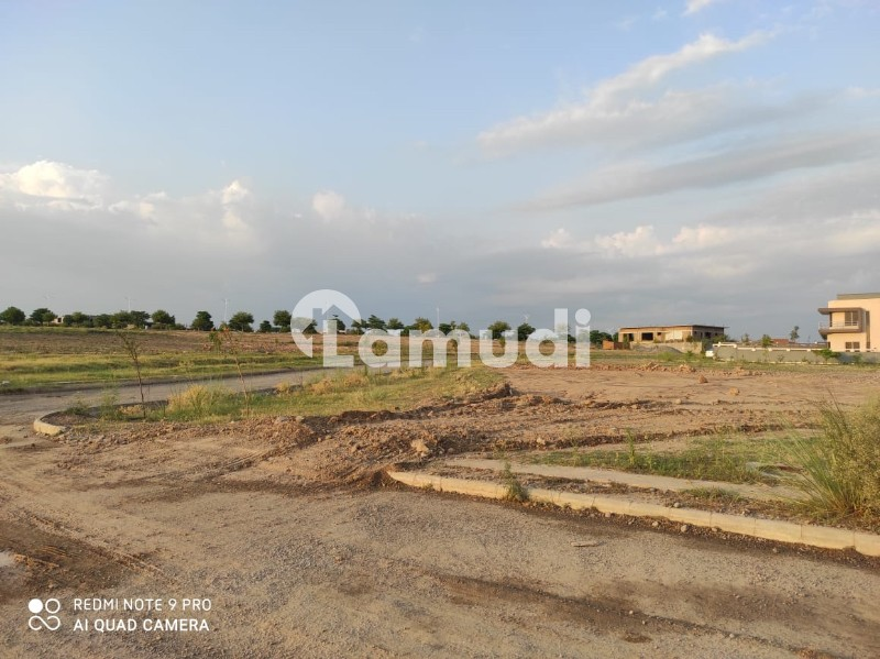 10 Marla Plot Available In Gulberg Islamabad Plot Number 674 A Block Available In Cheap Price - Gulberg Residencia - Block A
