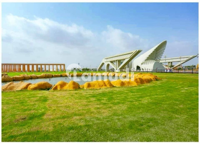 Residential Plot For Sale At Ideal Location - Bahria Town - Precinct 1