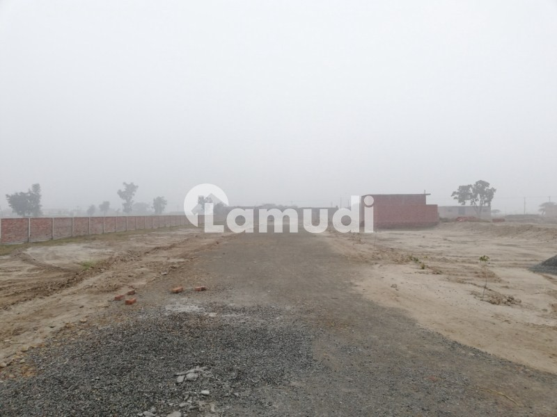 Residential Plot File Is Available For Sale - Khanqah Dogran