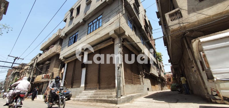 7 Marla 113 Sq Ft Commercial Building Is Available For Sale Beadon Road - Beadon Road