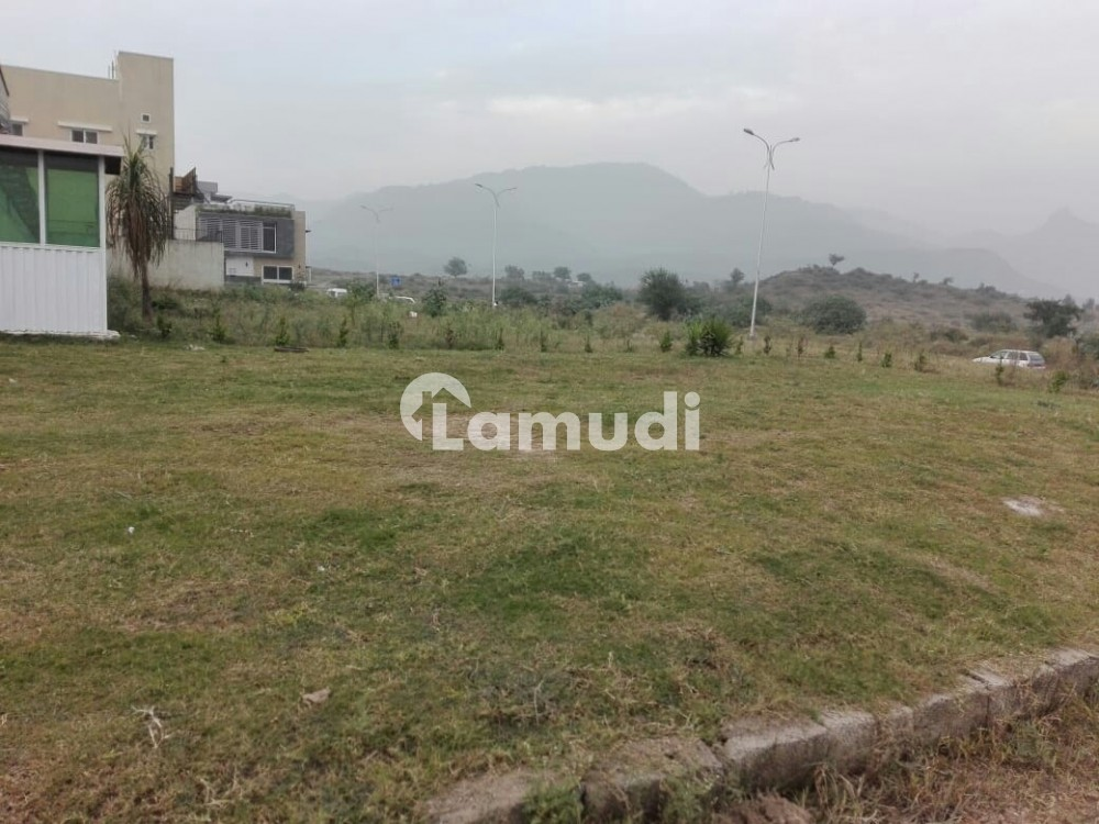 1000 Square Feet Residential Plot In D-12 Best Option - D-12/3