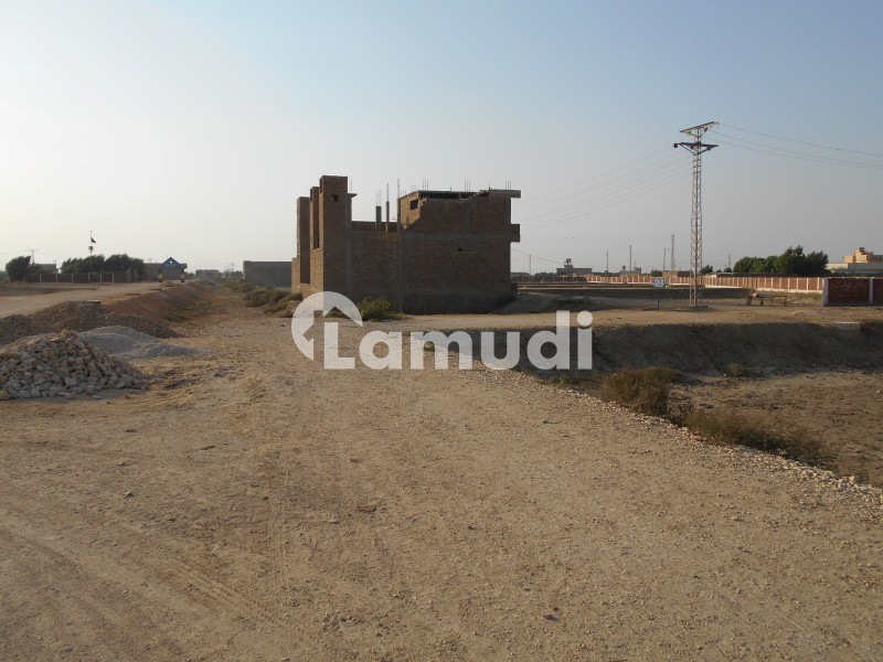 Residential Plot Is Available For Sale - Kotri