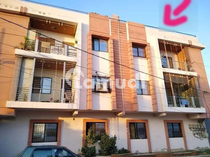 Pent House Furnished Roof And Big Open Terrace - Gulistan-e-Jauhar