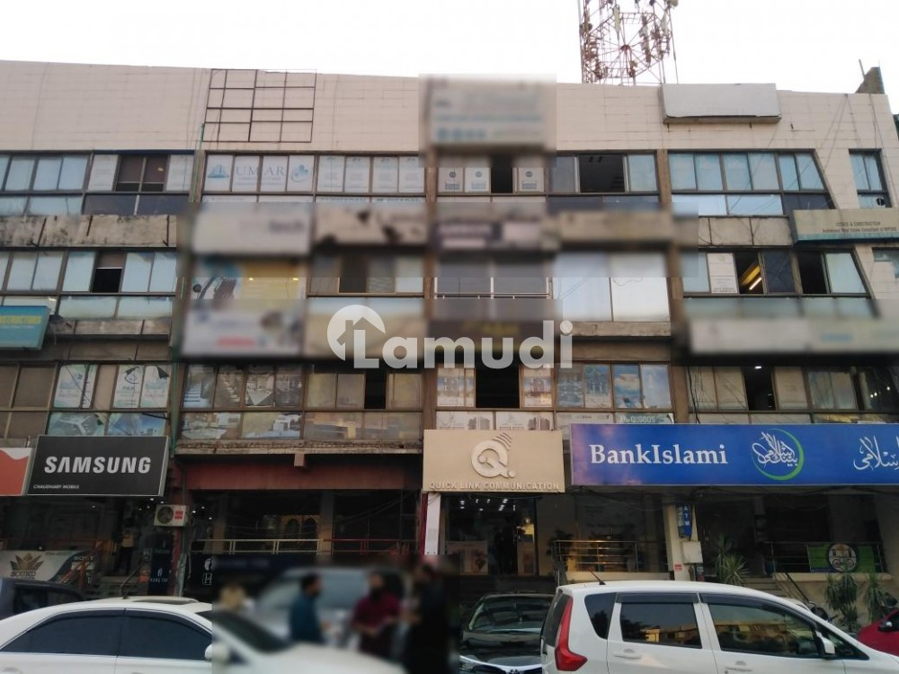 437 Square Feet Office For Sale In F 10 Markaz Islamabad - F-10 Markaz