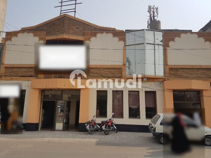 Commercial Building for Sale at Hot Location - Walton Road
