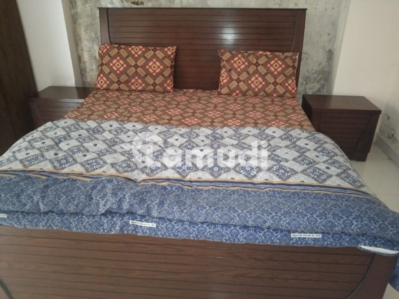 1 Bedroom Furnished Flat Available For Rent - Bahria Spring North