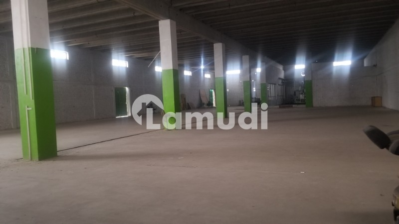 Buy A 44000  Square Feet Factory For Rent In Industrial Estate - Industrial Estate - Phase 2