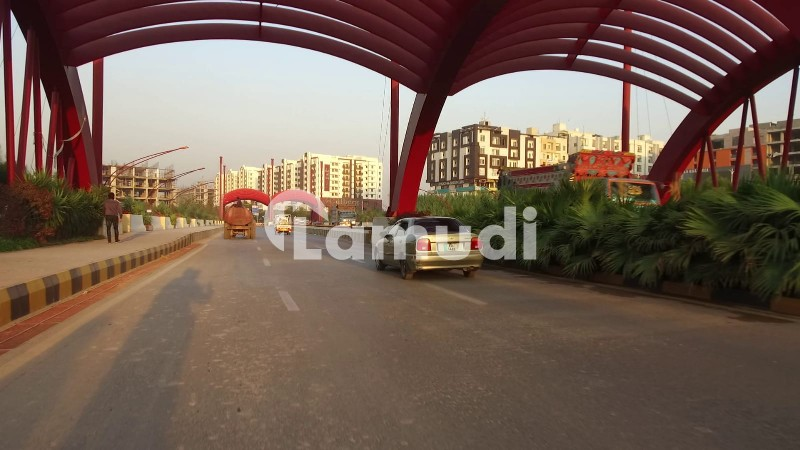 A Welllocated 10marla 272 Sq Yards Plot Is Available - Gulberg Residencia - Block Q