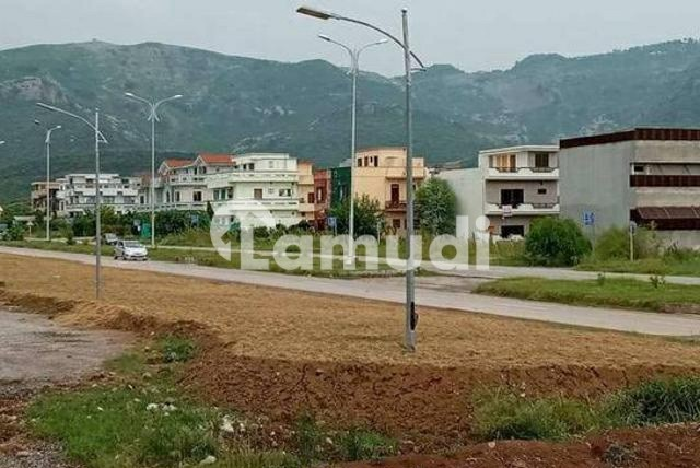 Ideally Located Residential Plot For Sale In D-12 Available - D-12/1