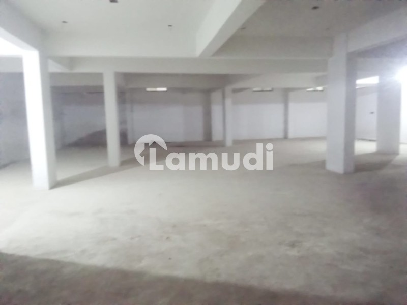 Commercial Basement Hall For Rent In Nazimabad - Nazimabad - Block 4