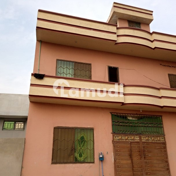 House Double Storey Is Available For Sale - Bhara kahu
