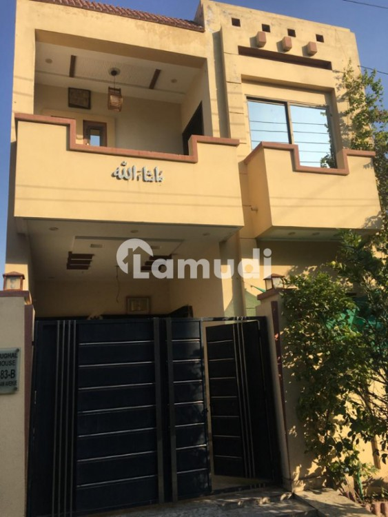 4 Marla Portion For Rent In Dream Avenue - Dream Housing Society