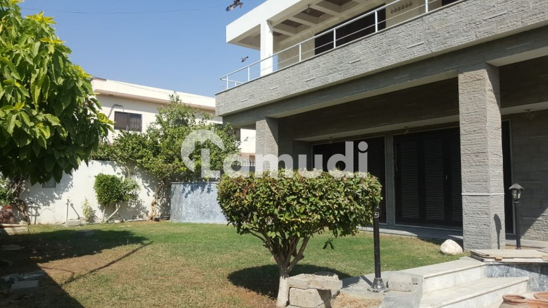 500 Yard Bungalow For Rent - DHA Phase 5