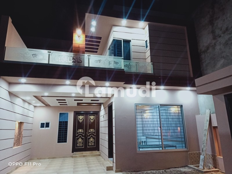 Brand New Luxury House Available At Prime Location - Model Town
