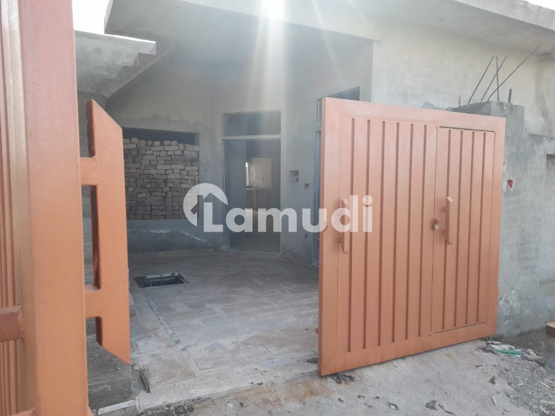 5 Marla House Gray Structure For Sale At A Reasonable Price - I-16/3
