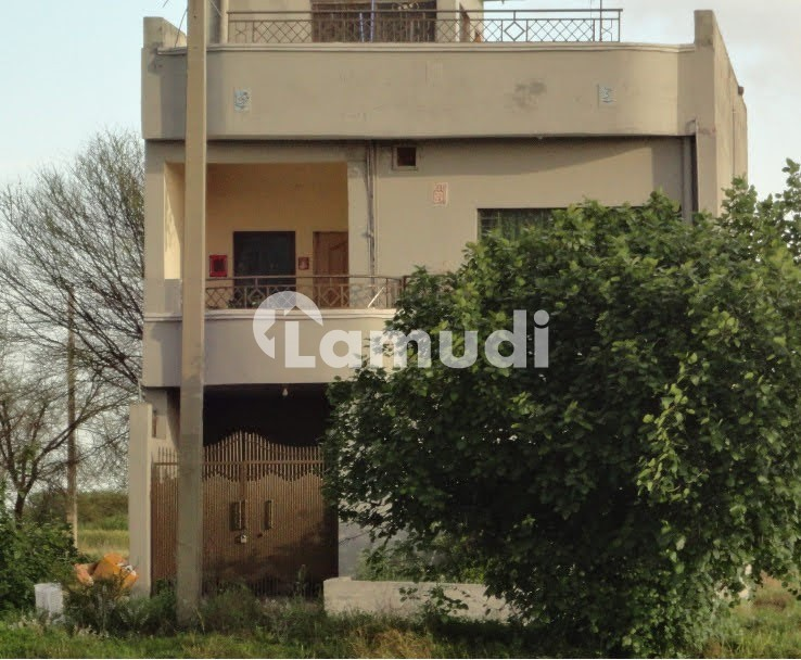 5 Marla Double Storey House For Sale - I-16/2