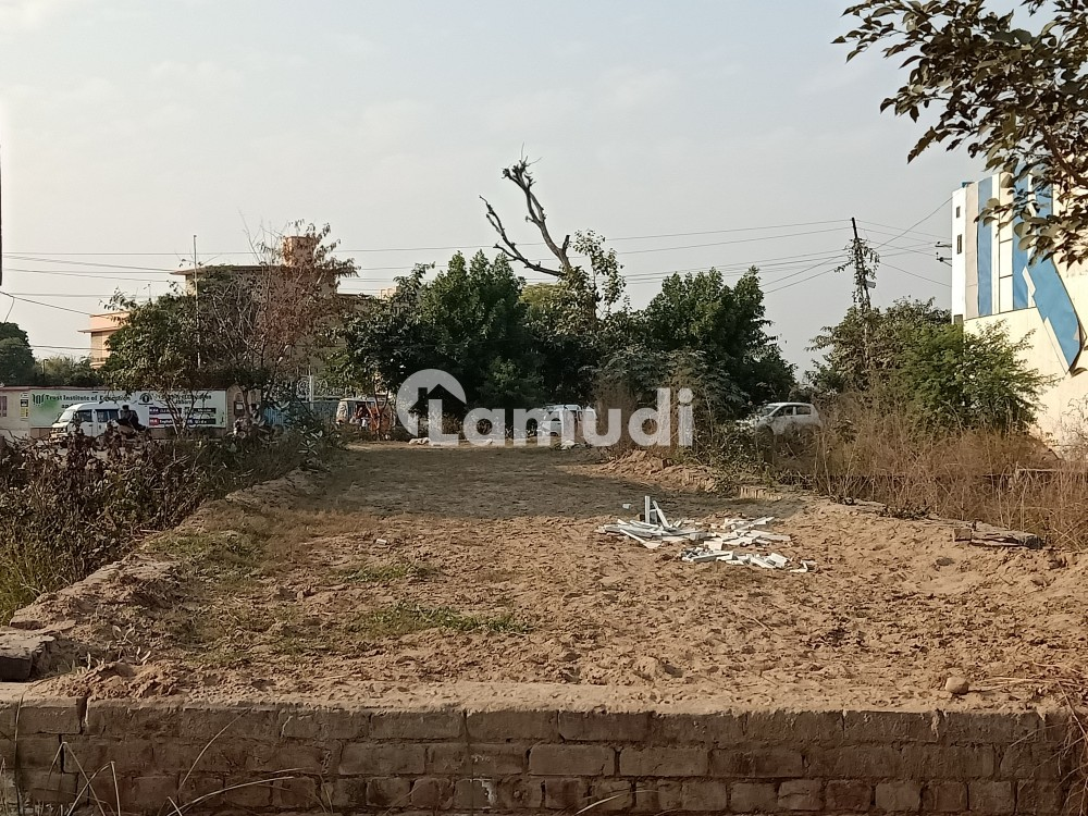9 Marla Commercial Plot Available For Sale In Others - Others