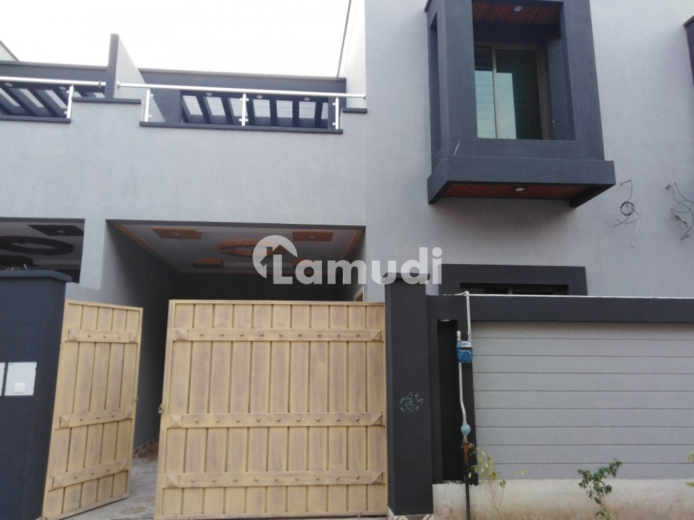 A Good Option For Rent Is The House Available In Shalimar Colony In Shalimar Colony - Shalimar Colony