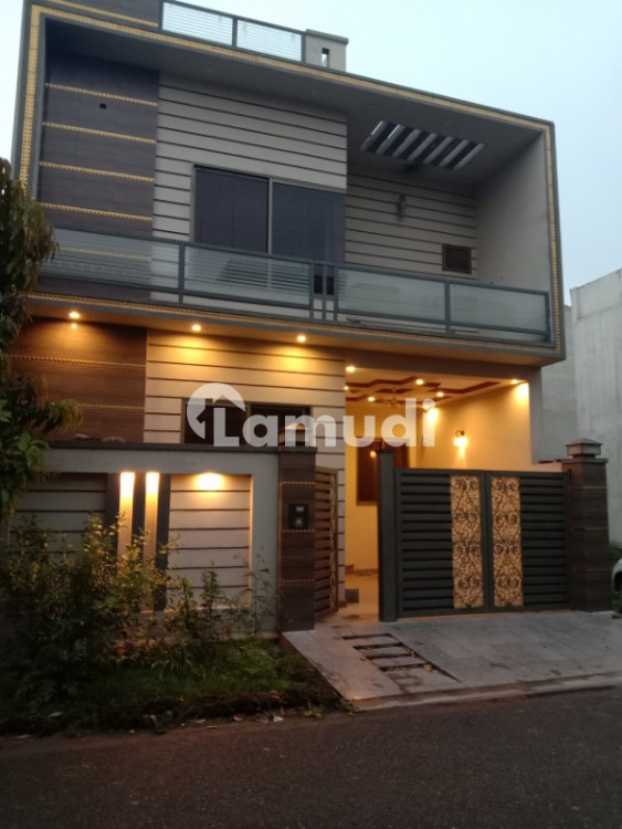5 Marla Double Storey House For Rent - Canal View Housing Scheme
