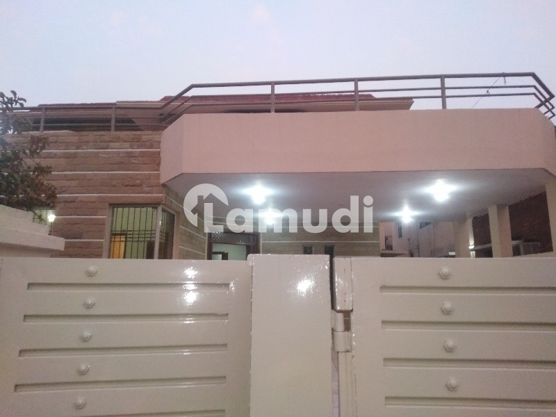 Defence Offer Kanal Full House Bed 5 Marble Plus Chips Flooring Company Kitchen Phase 3 - DHA Phase 3