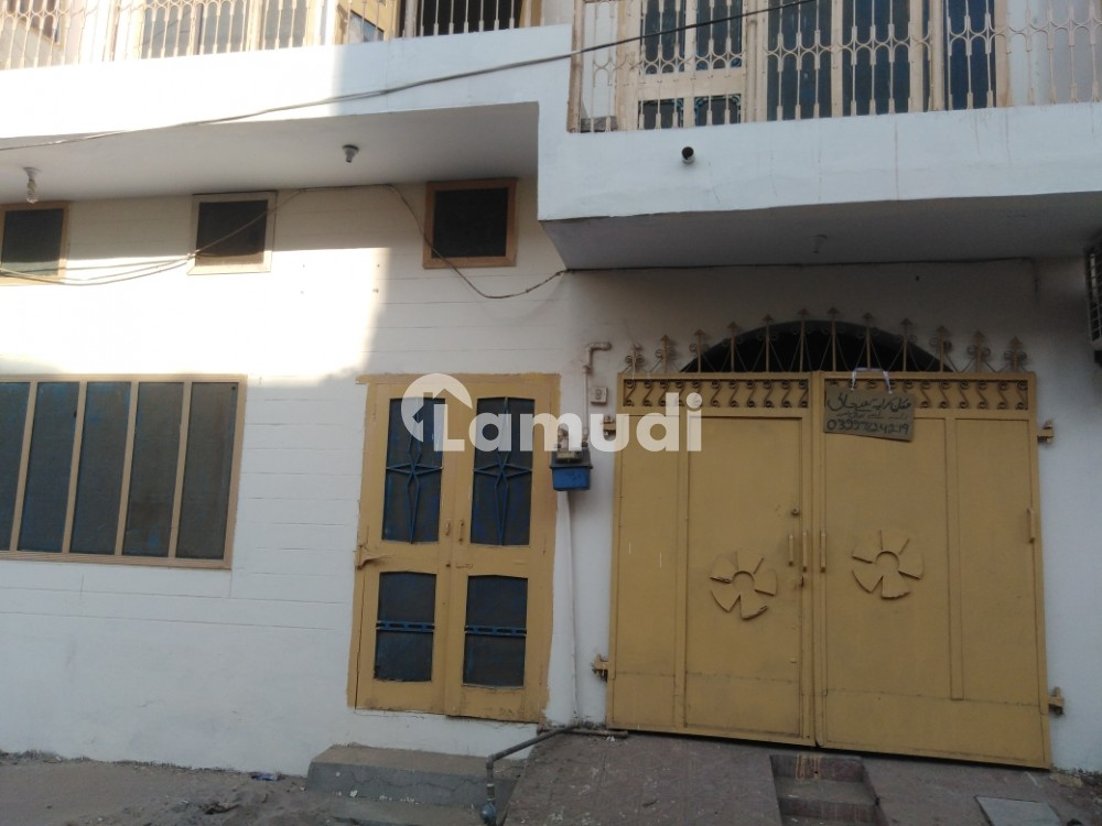 3.5 Marla House Available For Rent In Gulfishan Colony - Gulfishan Colony