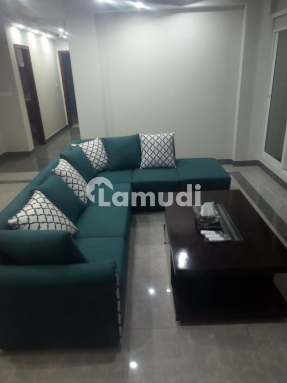 5 Marla Fully Furnished Flat For Rent Real Cottages - Real Cottages