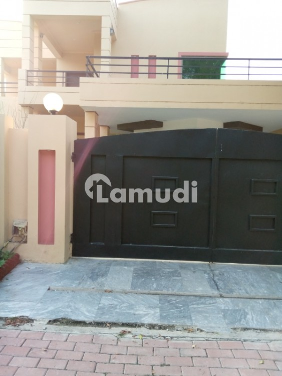4500  Square Feet House Available For Rent In Bahria Town - Bahria Town - Sector D