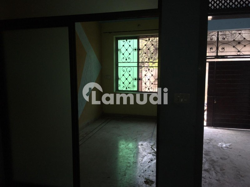 3 Marla Beautiful House Available For Rent With Reasonable Rent - Wahdat Colony