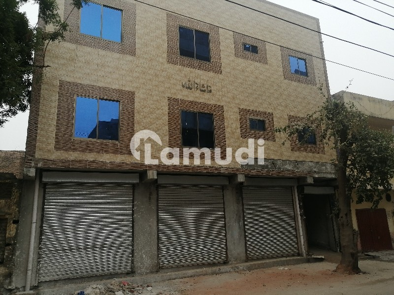 Newly Constructed Shops Available For Rent In Multan Cantt For Offices And Multinational Companies - Cantt