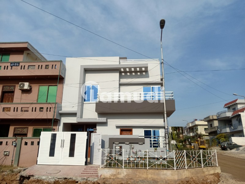 Brand New 25 X 40 Corner House For Sale In G 14 - G-14/4