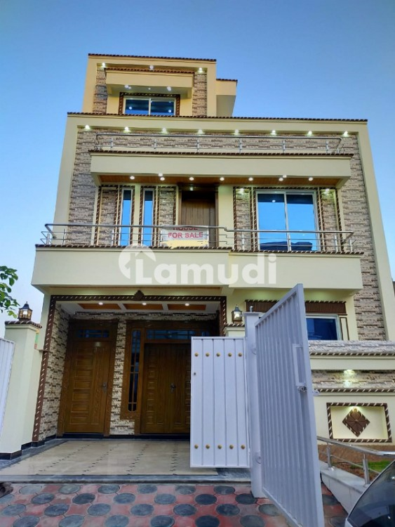 Brand New 25 X 40 House For Sale In G 144 - G-14/4
