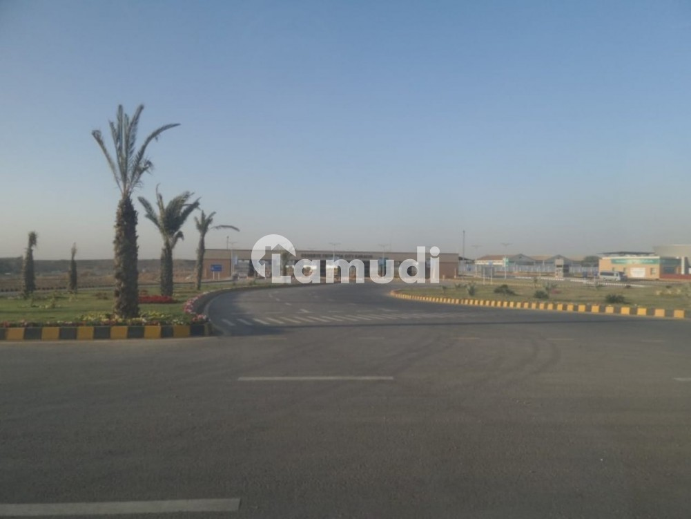 DHA City Karachi Residential Plot For Sale Sized 200 Square Yards - DHA City - Sector 13C