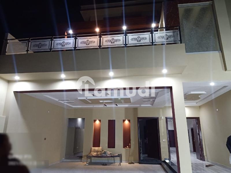Brand New Luxury Double Storey House For Rent In Model Town - Model Town