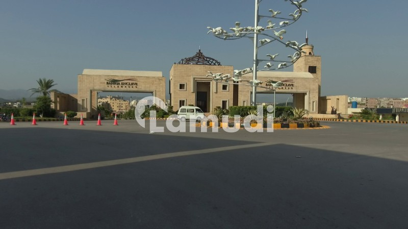 Residential Plot For Sale In Beautiful Bahria Town - Bahria Enclave - Sector N