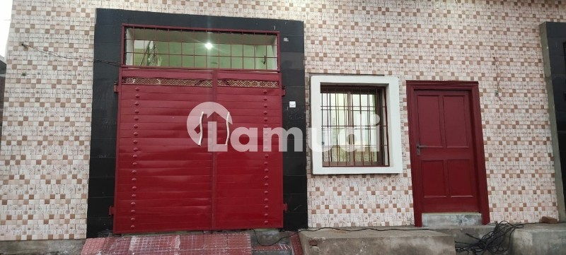 Four Bed Room Newly Built Double Storey House With Solid Construction Is Available For Sale In Data  Colony Jhang Road - Jhang Road