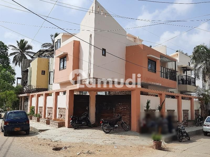 Independent Town House For Rent - PECHS