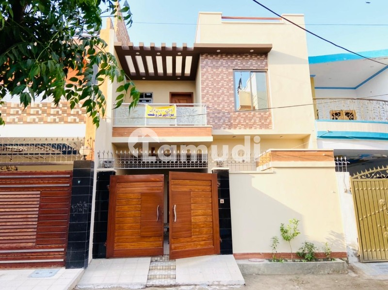5 Marla Brand New House For Rent - Gulgasht Colony
